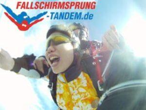 Fallschirmsprung 6000 Meter