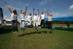Fallschirmspringen Gruppe Tandemsprung Events 1