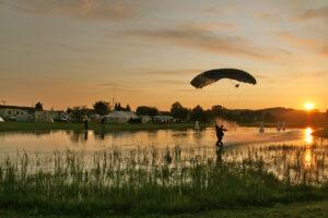 Fallschirm Swoop Klatovy